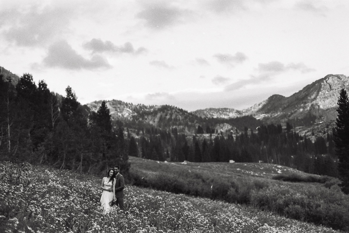 film-wedding-photographer Salt Lake City | Mountain Wedding Inspiration
