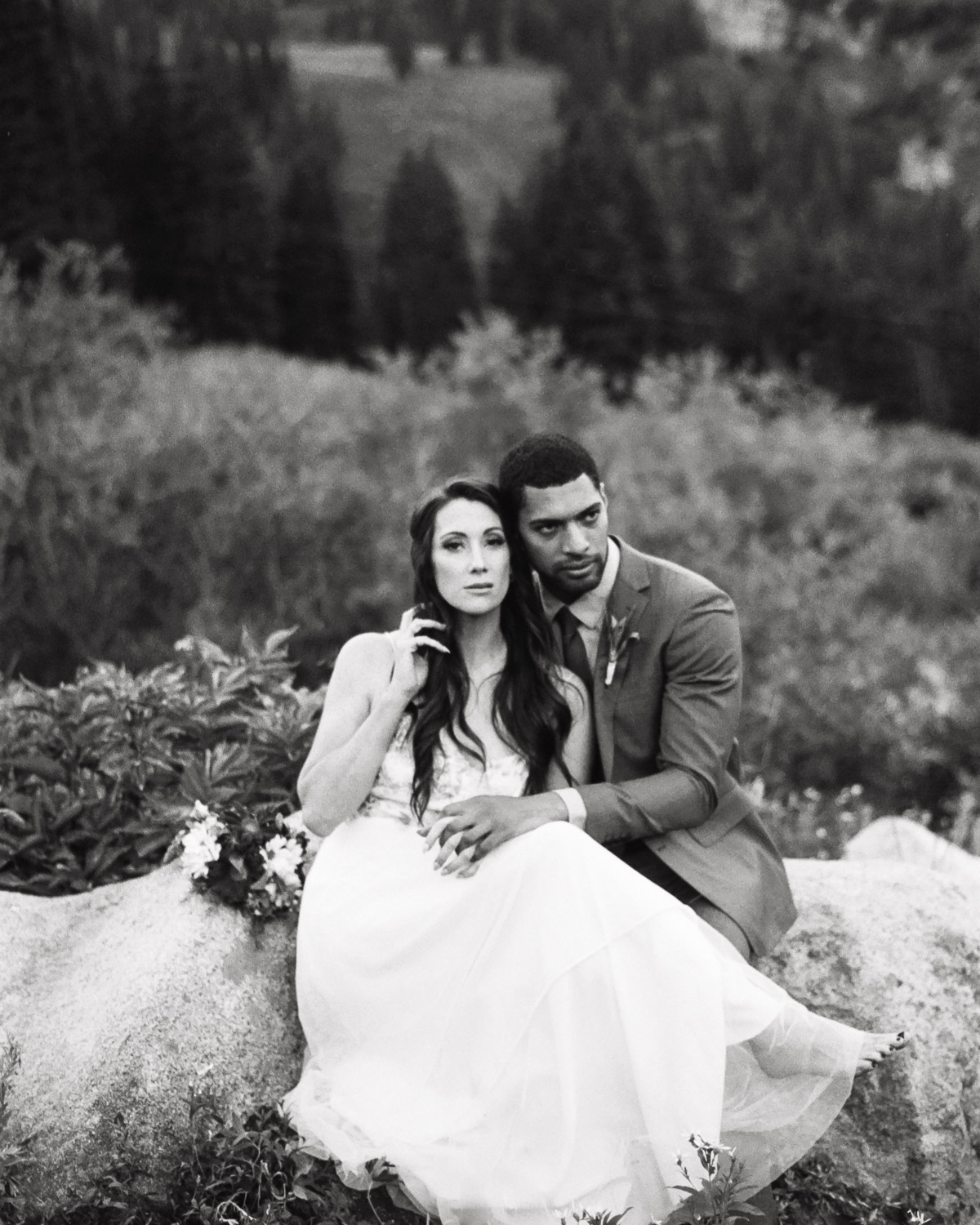 fine-art-wedding-photography Salt Lake City | Mountain Wedding Inspiration