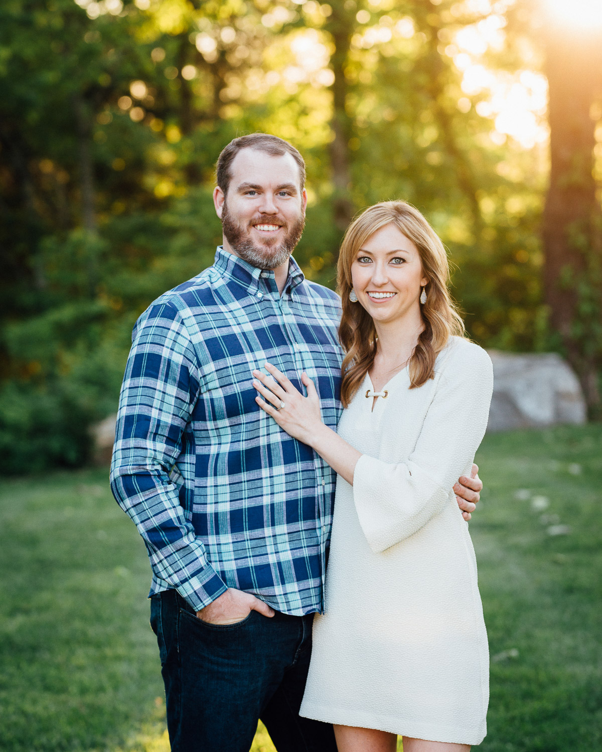 graystone-quarry-wedding Graystone Quarry and Downtown Nashville Engagement Session