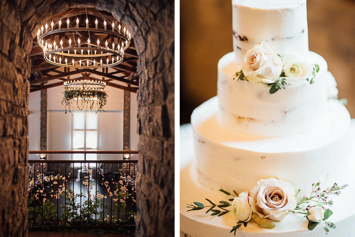 graystone-wedding-cake Graystone Quarry Wedding   Brad and Nicole