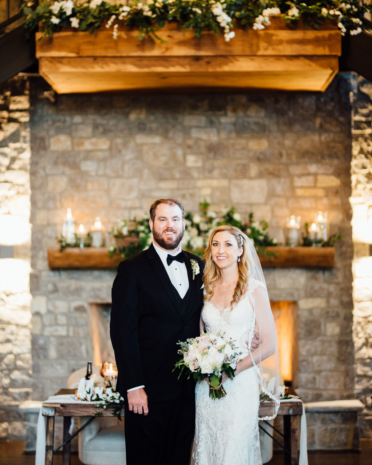 sweetheart-table Graystone Quarry Wedding | Brad and Nicole