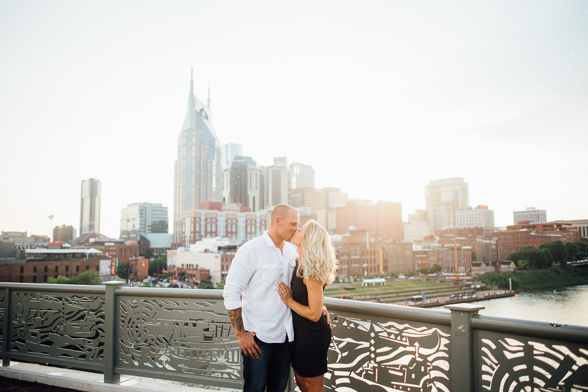 downtown-nashville-proposal-skyline Nashville Skyline Surprise Proposal