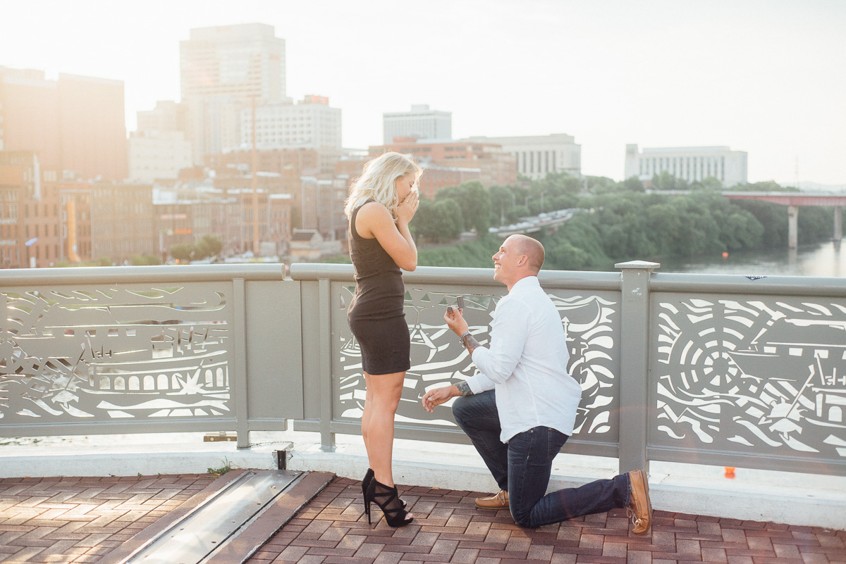 girl-surpised-by-proposal Nashville Skyline Surprise Proposal