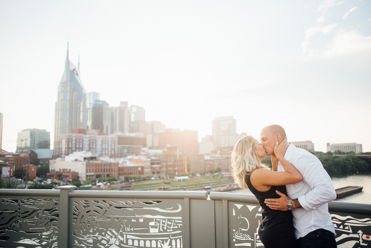 she-said-yes-proposal Nashville Skyline Surprise Proposal