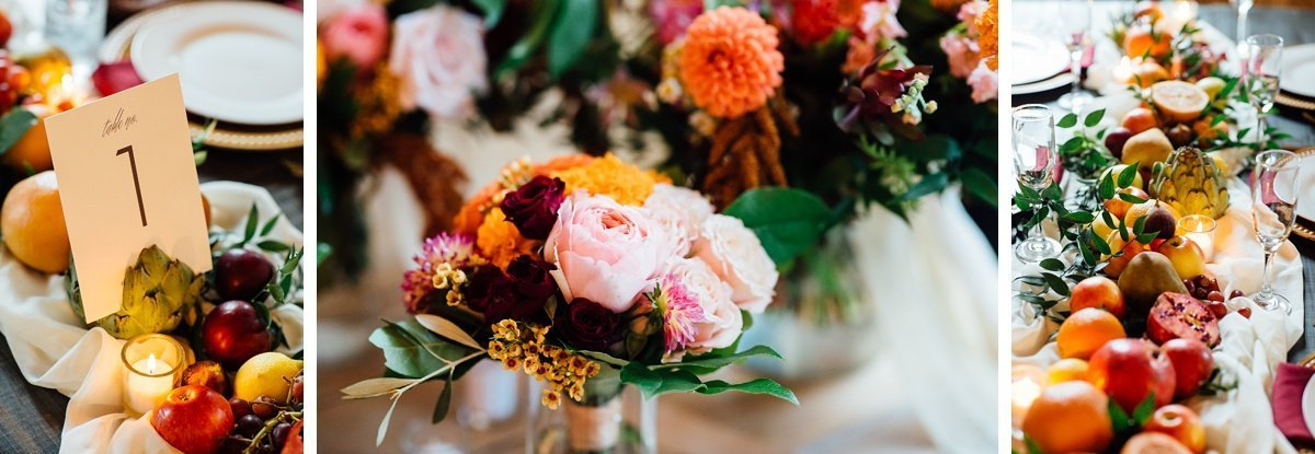 beautiful-wedding-centerpieces Allenbrooke Farms | Spring Hill TN Wedding | Sam and Kaleb