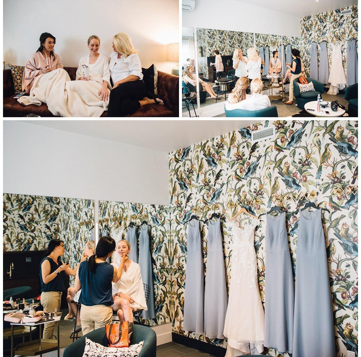 bridal-room-clementine-hall-3 Clementine Hall   Nashville Wedding   Rachel and Bobby