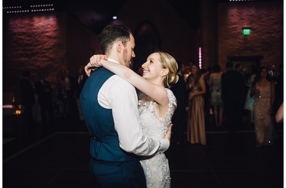 bride-looking-at-groom-3 Clementine Hall | Nashville Wedding | Rachel and Bobby