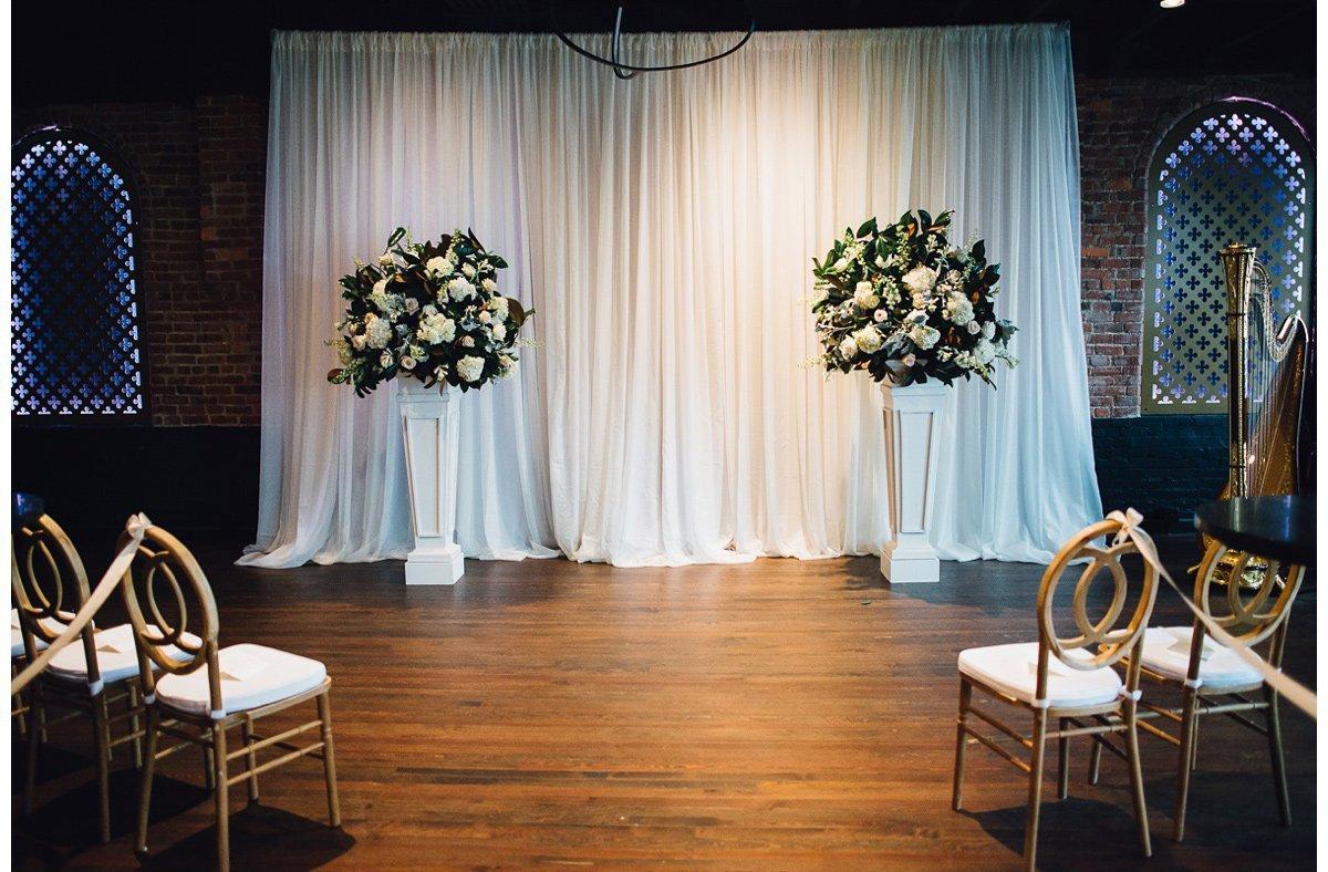 clementine-hall-flowers-3 Clementine Hall   Nashville Wedding   Rachel and Bobby