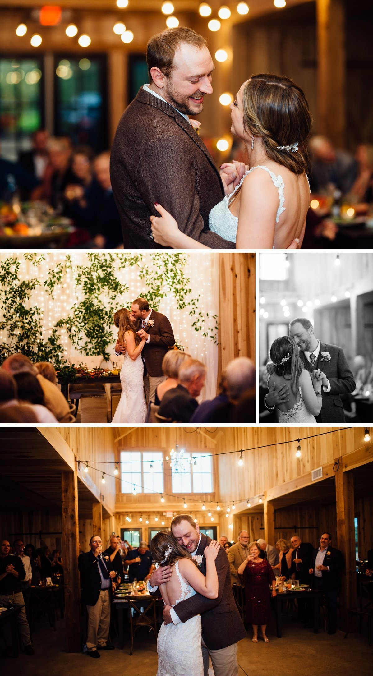 couple-first-dance Allenbrooke Farms | Spring Hill TN Wedding | Sam and Kaleb