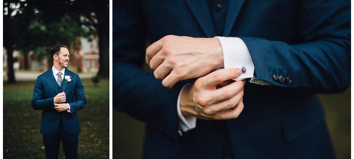 dapper-groom-details-3 Clementine Hall   Nashville Wedding   Rachel and Bobby
