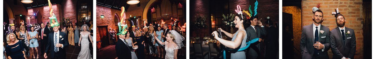 fun-wedding-guests-2 Clementine Hall | Nashville Wedding | Rachel and Bobby