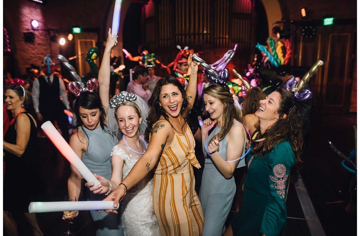most-fun-wedding-reception-ever-2 Clementine Hall | Nashville Wedding | Rachel and Bobby