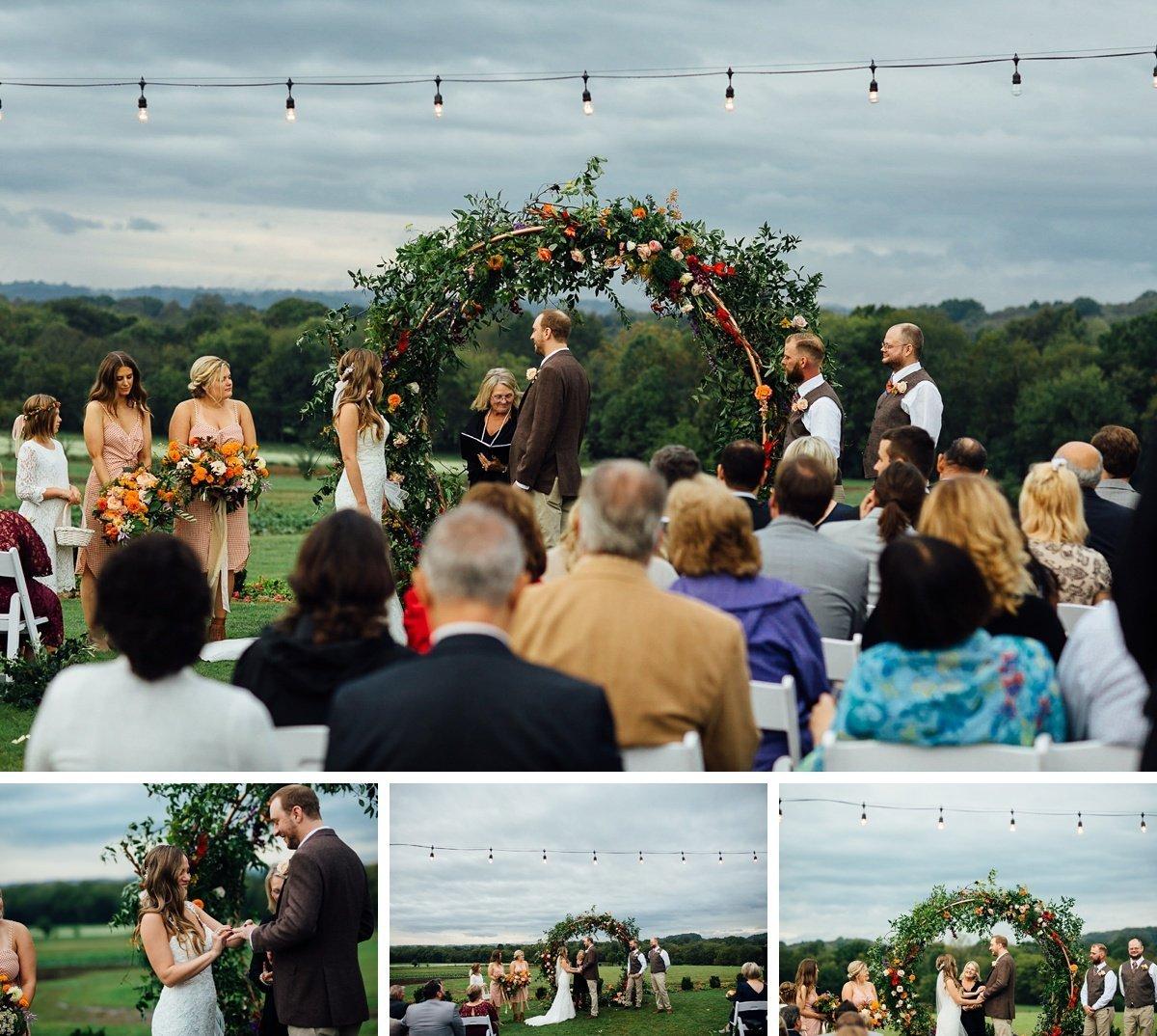 outdoor-wedding-tennessee Allenbrooke Farms | Spring Hill TN Wedding | Sam and Kaleb