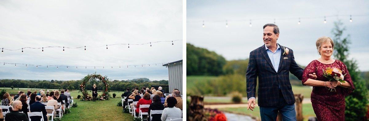wedding-aisle-nashville Allenbrooke Farms | Spring Hill TN Wedding | Sam and Kaleb
