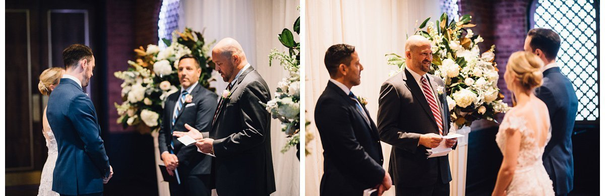 wedding-ceremony-nashville-3 Clementine Hall   Nashville Wedding   Rachel and Bobby