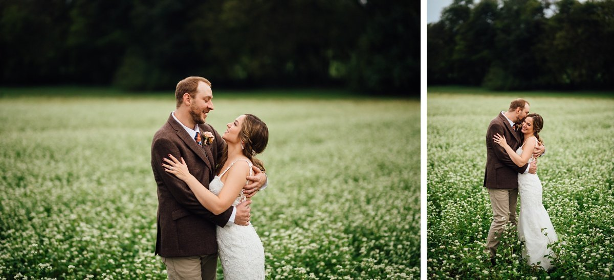 wedding-couple-classic Allenbrooke Farms | Spring Hill TN Wedding | Sam and Kaleb
