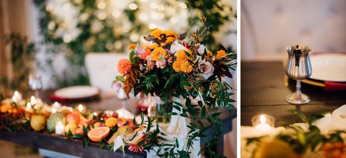 wedding-couple-table Allenbrooke Farms | Spring Hill TN Wedding | Sam and Kaleb