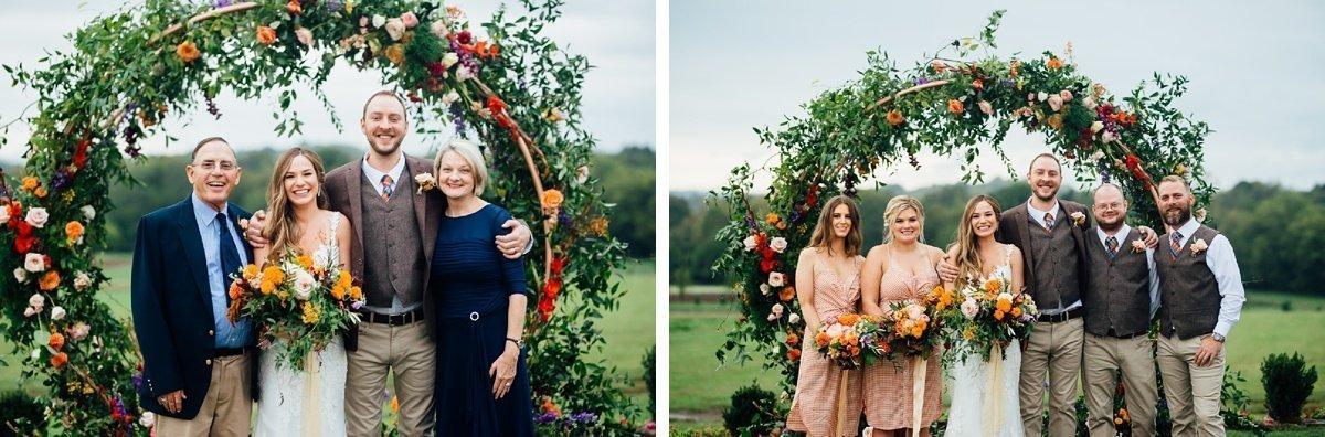 wedding-party-2 Allenbrooke Farms | Spring Hill TN Wedding | Sam and Kaleb