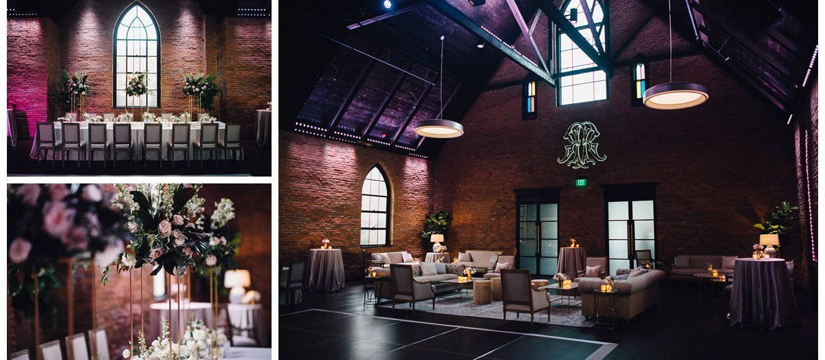 wedding-reception-details-3 Clementine Hall   Nashville Wedding   Rachel and Bobby