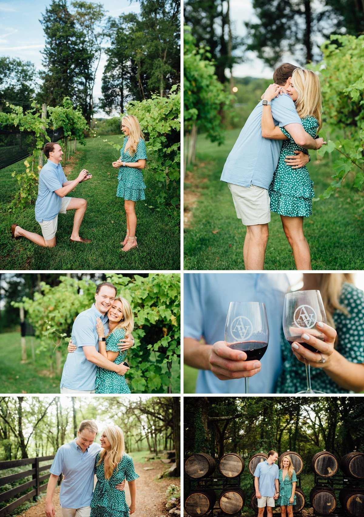 arrington-vineyards-proposal-photographer Nashville Proposal Photographer