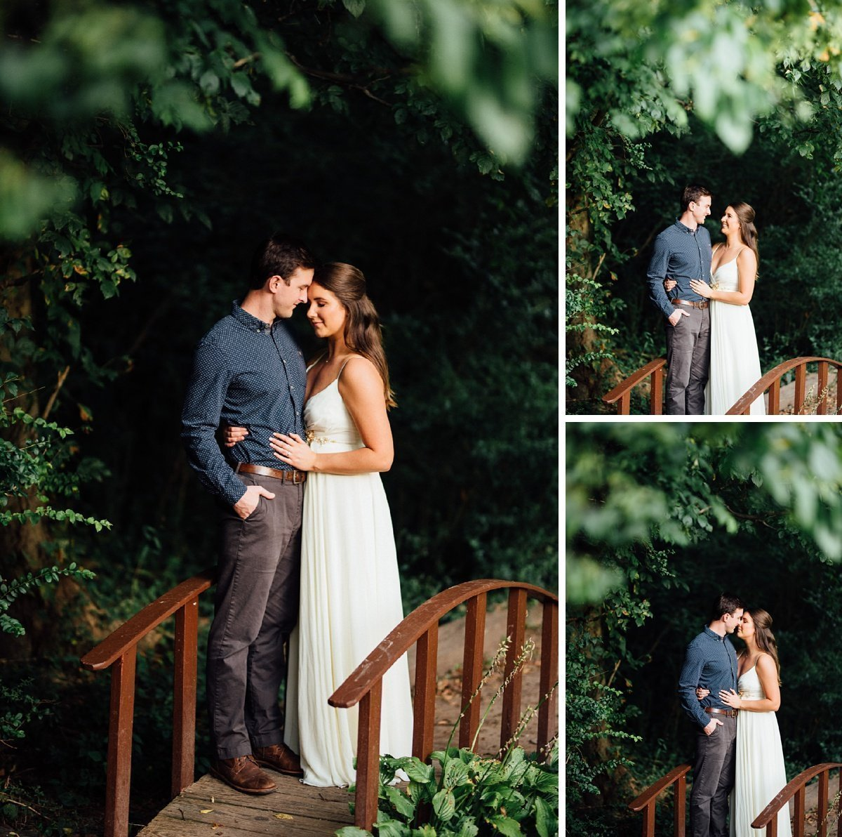 great-outfits-for-engagement-photographs Beautiful Golden Hour Engagement