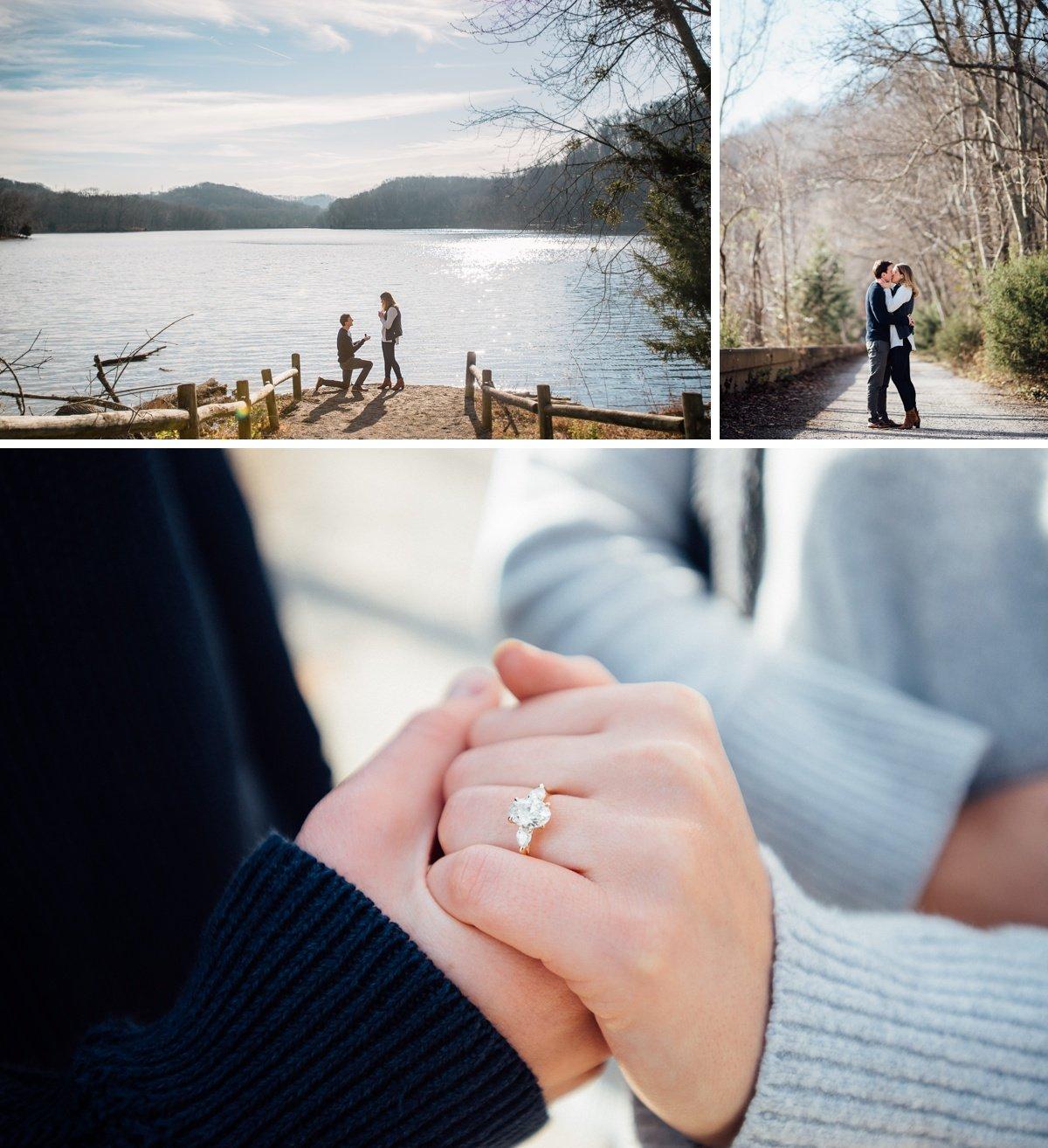 nashville-outdoor-surprise-proposal-photographer Nashville Proposal Photographer