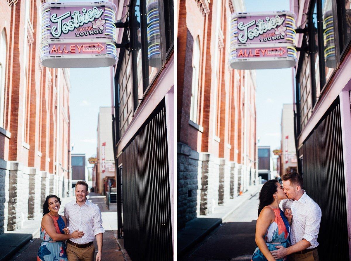 couple-photos-1 Downtown Nashville Engagement Session