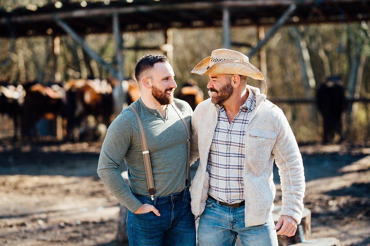 happy-couple-photos-2 Horseback Engagement Session