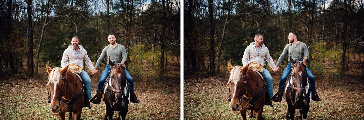 horseback-engagement-session-2 Horseback Engagement Session