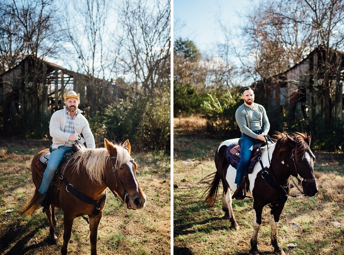 horseback-riders-2 Horseback Engagement Session