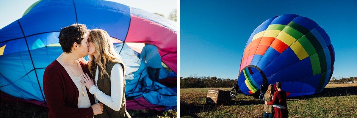 hot-air-balloon-takeoff Hot Air Balloon Proposal