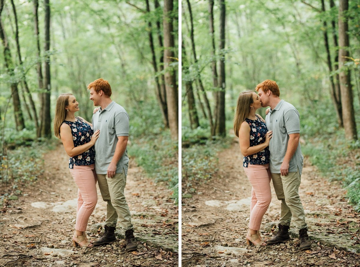 nashville-couple-photography-3 Rock Island Waterfall Engagement Session