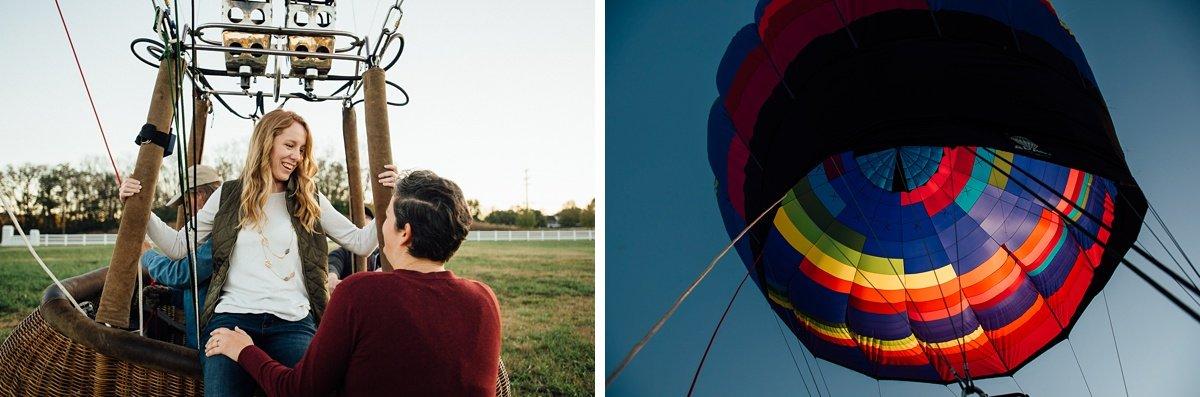 nashville-hot-air-balloon-ride Hot Air Balloon Proposal