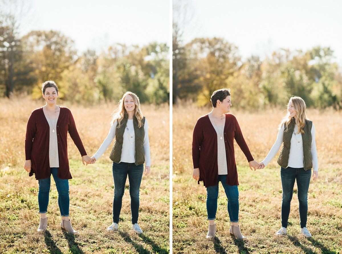 nashville-same-sex-photographer Hot Air Balloon Proposal