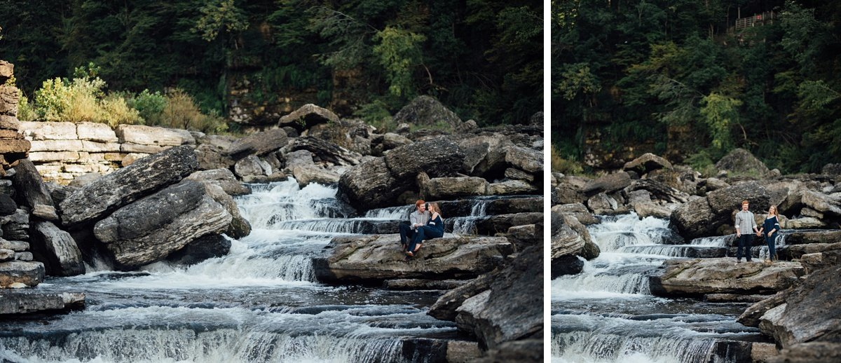 rock-island-park-engagement Rock Island Waterfall Engagement Session