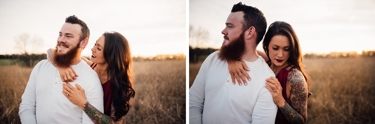 engagement-photos-beard Nashville Couple Photography