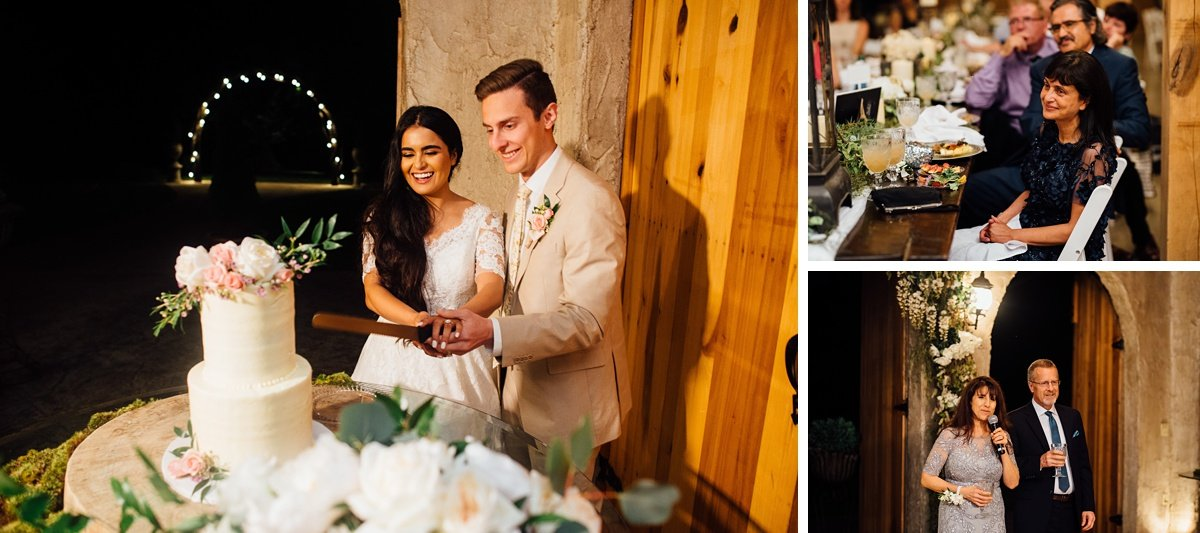 cake-cutting-speeches-1 Cason's Cove Alvaton, KY | Nicole + Austin