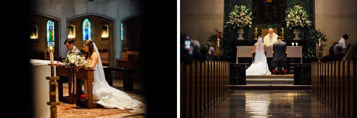 christ-king-church-wedding Christ The King Wedding | Loveless Barn | Nina + Evan