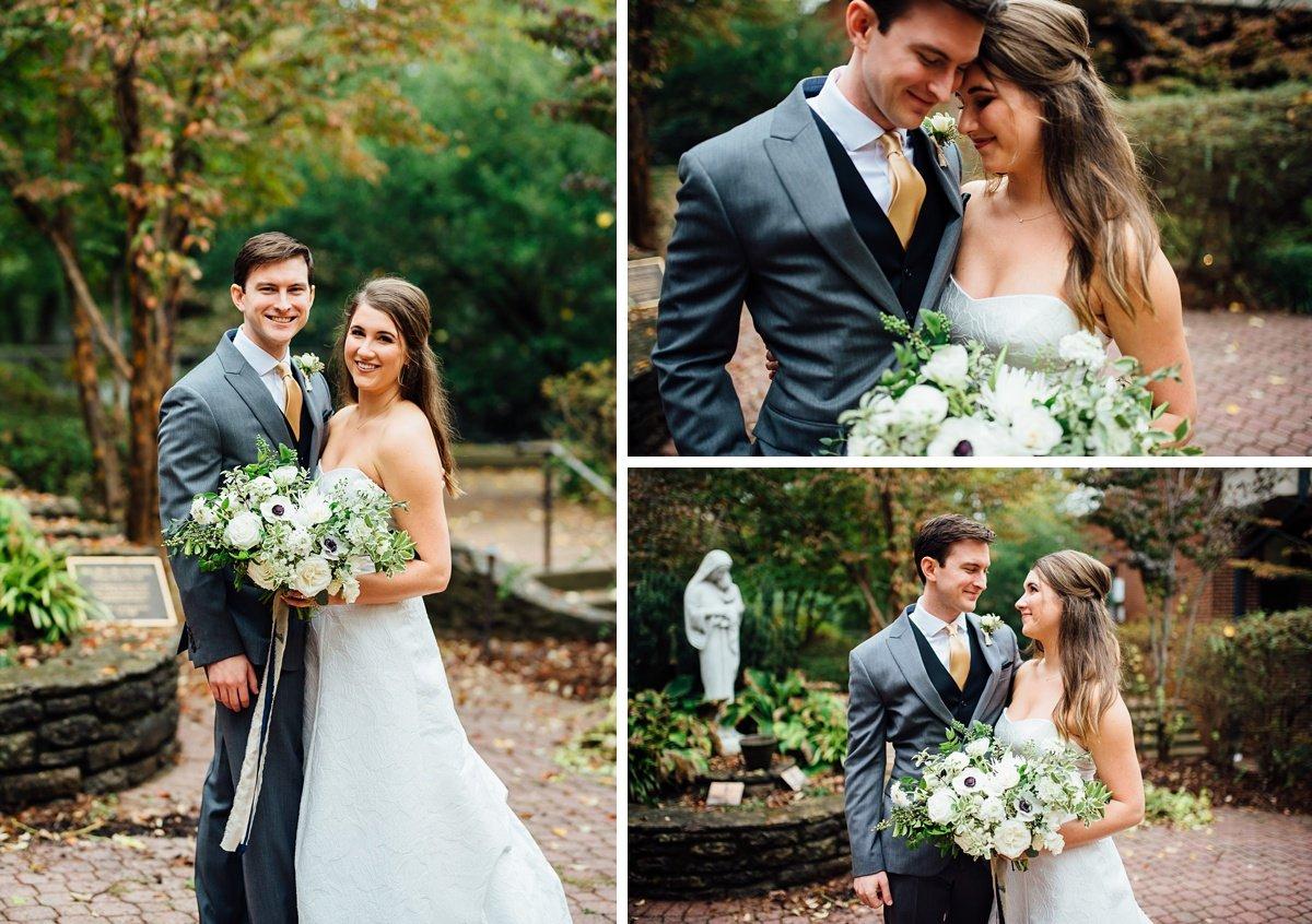 couple-portrait-christ-the-king Christ The King Wedding | Loveless Barn | Nina + Evan