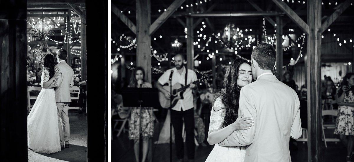 first-dance-1 Cason's Cove Alvaton, KY | Nicole + Austin
