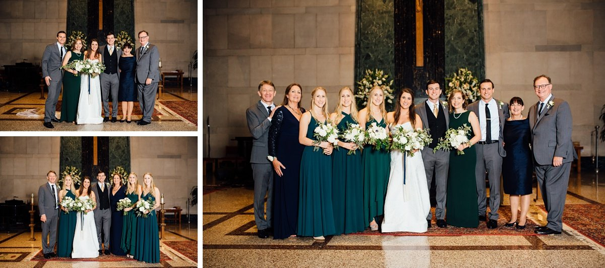 formal-wedding-photos-nashville Christ The King Wedding | Loveless Barn | Nina + Evan