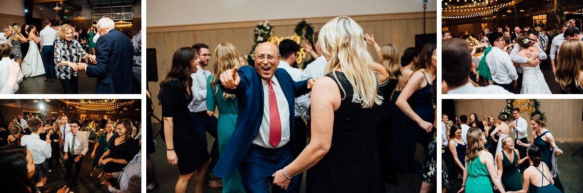 fun-wedding-photos Christ The King Wedding | Loveless Barn | Nina + Evan