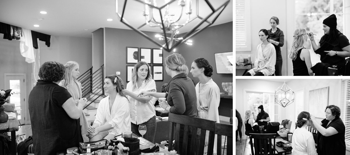 getting-ready-photos Christ The King Wedding | Loveless Barn | Nina + Evan