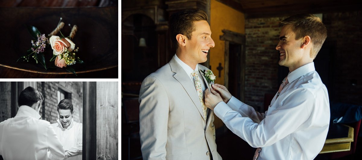 groom-getting-ready-1 Cason's Cove Alvaton, KY | Nicole + Austin