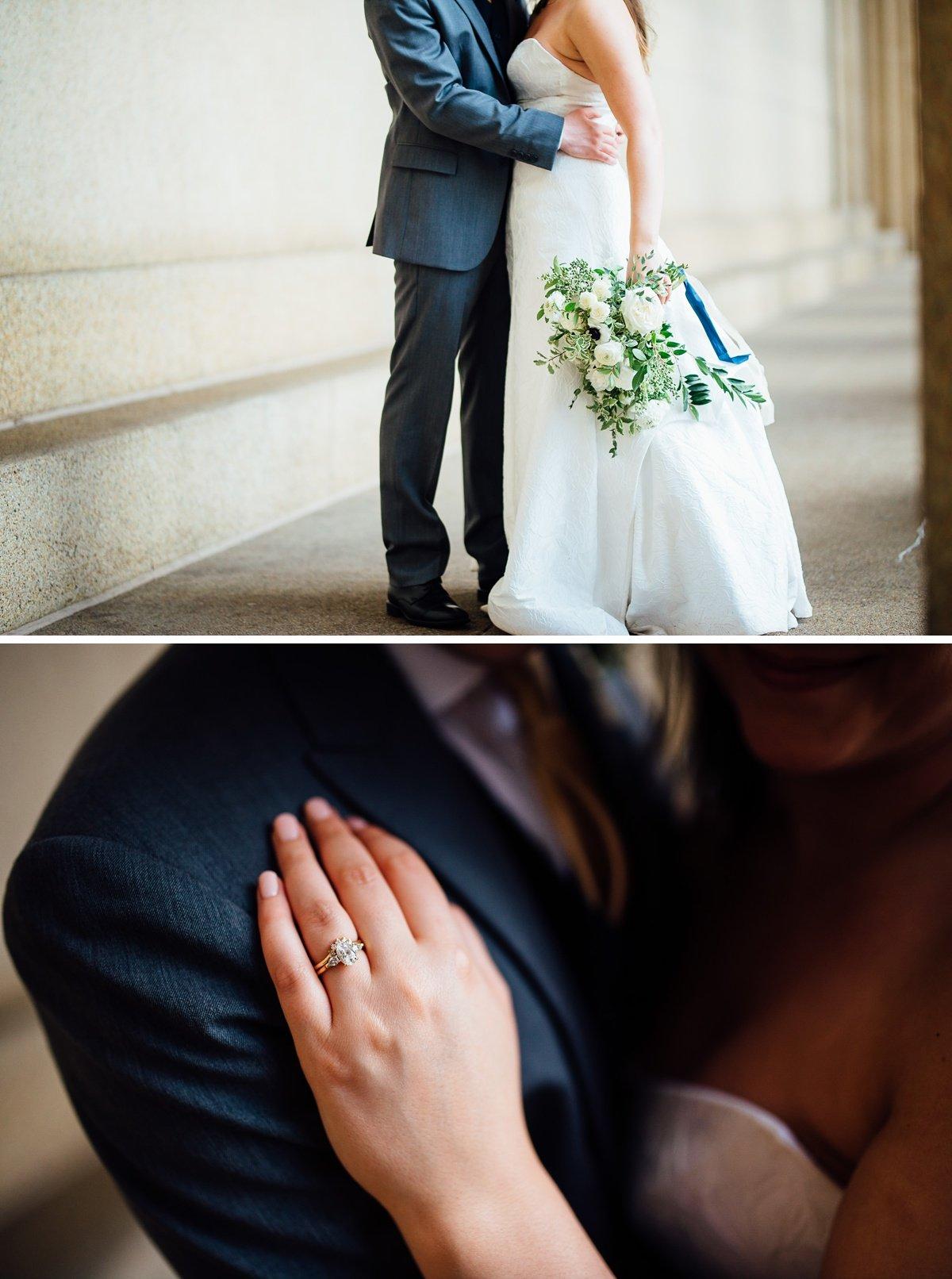 intimate-wedding-details Christ The King Wedding | Loveless Barn | Nina + Evan