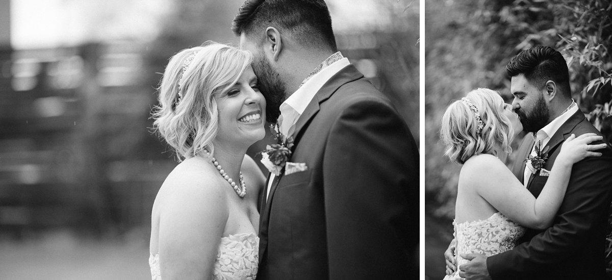 intimate-wedding-photos White Avenue Studio Wedding   Katie + Ken