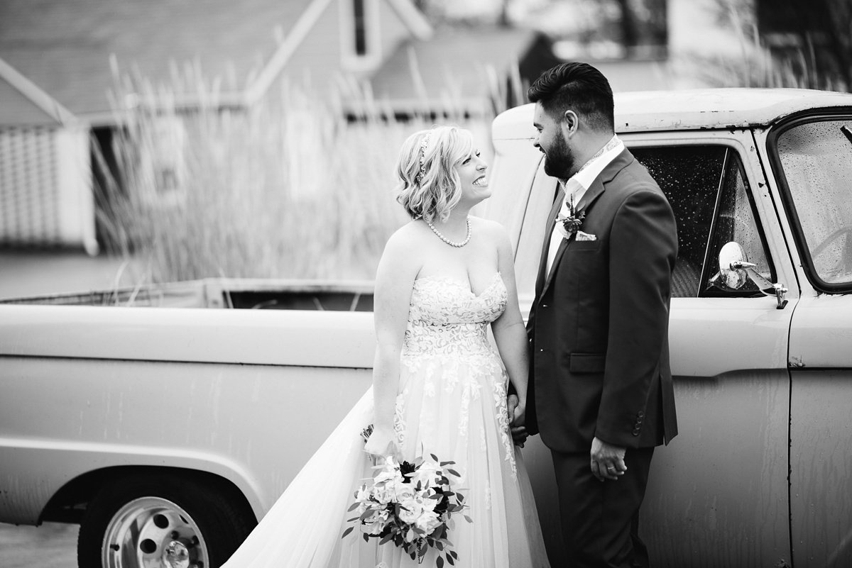 nashville-portrait-wedding White Avenue Studio Wedding | Katie + Ken