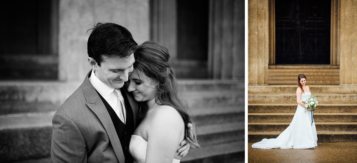 parthenon-wedding Christ The King Wedding | Loveless Barn | Nina + Evan