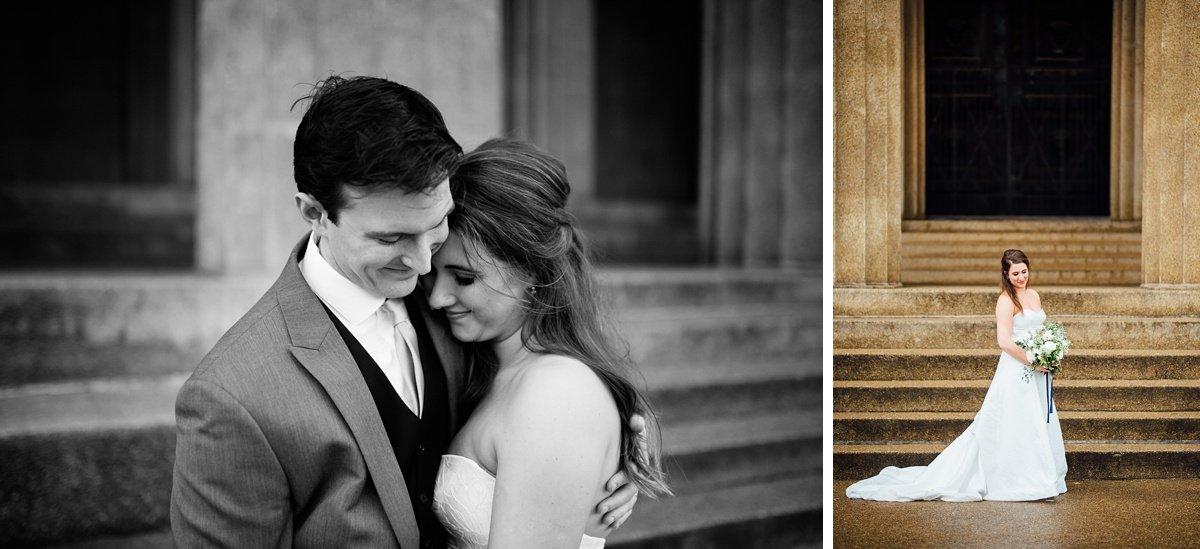 parthenon-wedding Christ The King Wedding | Loveless Barn | Nina + Evan
