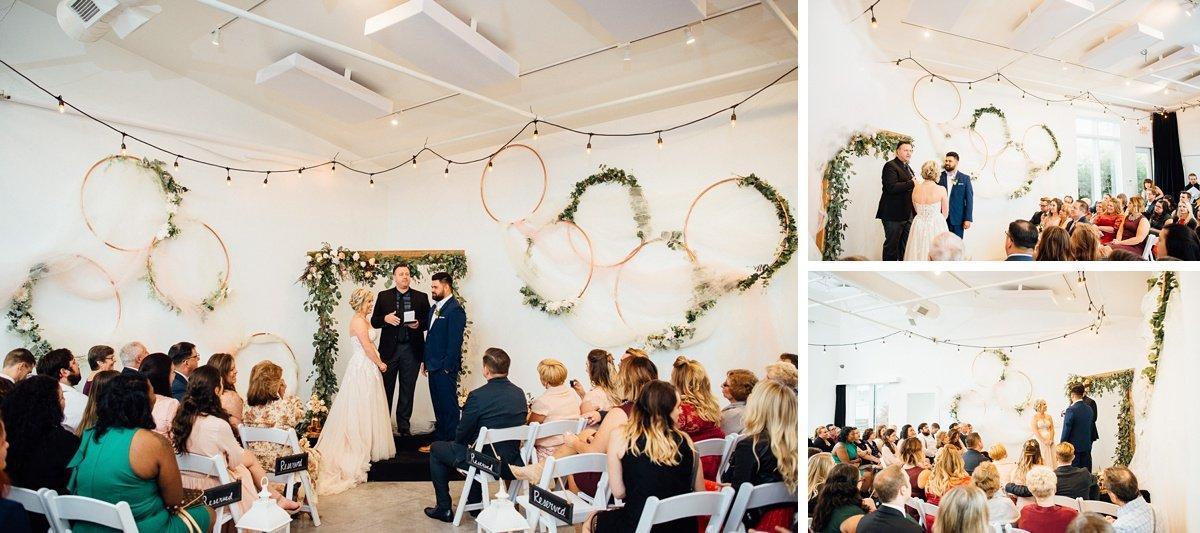 white-avenue-studio-wedding White Avenue Studio Wedding   Katie + Ken